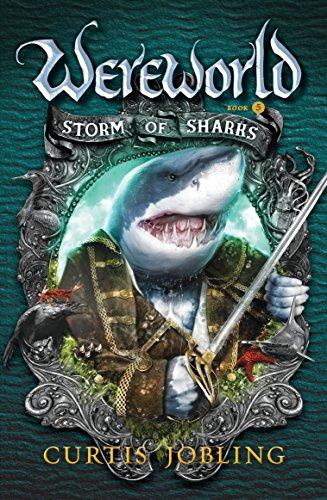 9780670785582: Wereworld #5 Storm of Sharks