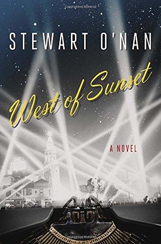 West of Sunset: O'Nan, Stewart