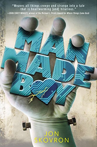 9780670786206: Man Made Boy