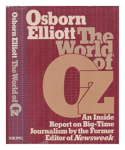 9780670787708: The World of Oz