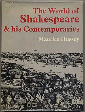 World of Shakespeare (A Studio book): Hussey, Maurice