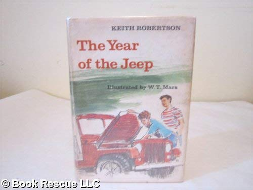 The Year of the Jeep (0670793582) by Keith Robertson