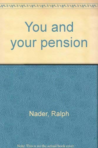 9780670793907: You and your pension