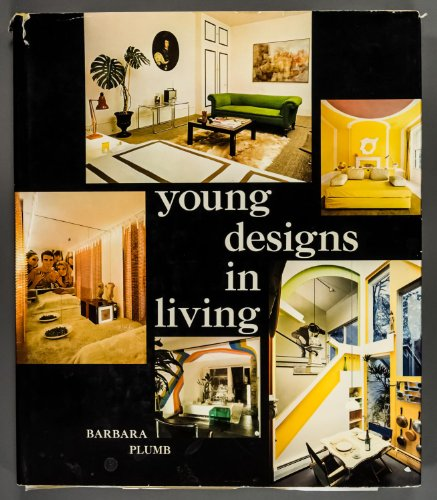 9780670794416: Young Designs in Living