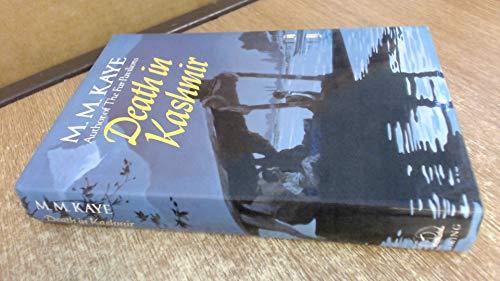 9780670800322: Death in Kashmir