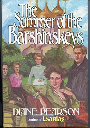 9780670800513: THE SUMMER OF THE BARSHINSKEYS