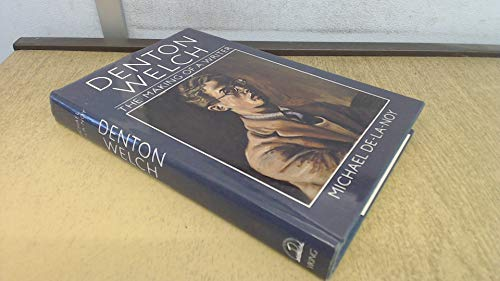 9780670800568: Denton Welch: The Making of a Writer
