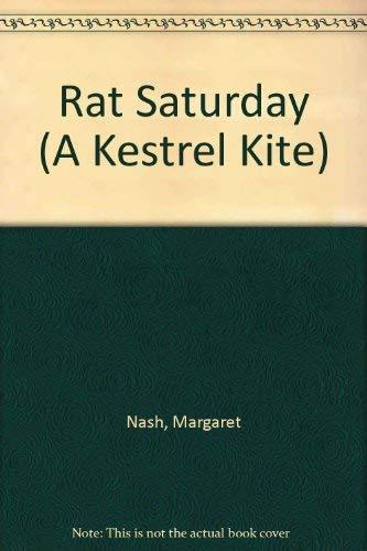 9780670800803: Rat Saturday (A Kestrel Kite)