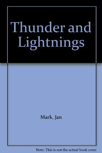 9780670801169: Thunder and Lightnings