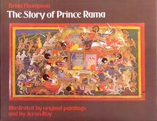 9780670801176: The Story of Prince Rama (Viking Kestrel picture books)