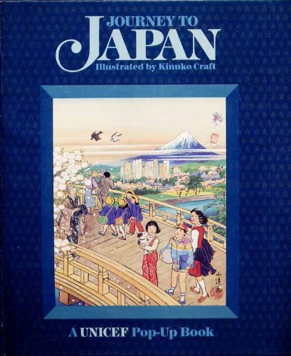 Journey to Japan. a Unicef Pop-up Book