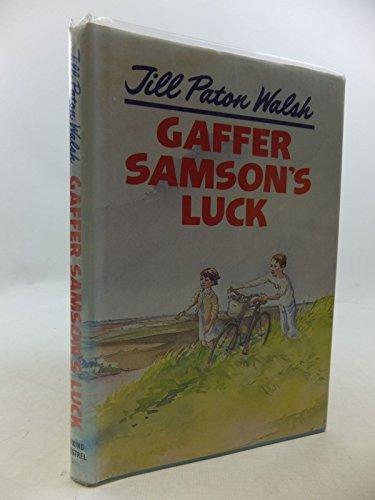 9780670801220: Gaffer Samson's Luck