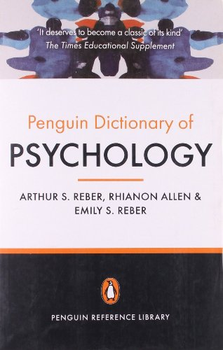 9780670801367: The Penguin Dictionary of Psychology
