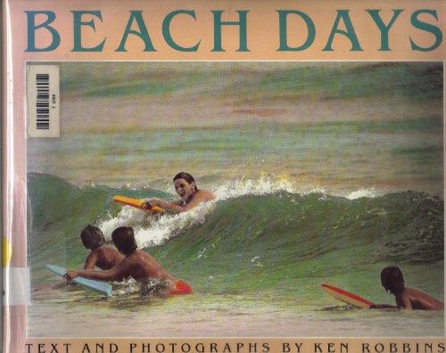 Beach Days: Robbins, Ken