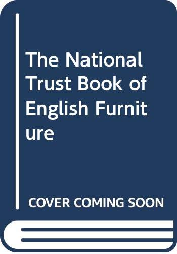 9780670801411: The National Trust Book of English Furniture