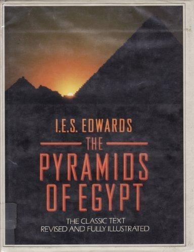 THE PYRAMIDS OF EGYPT.: Edwards, I.E.S.