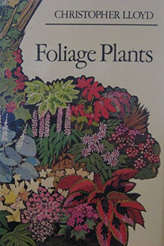 9780670801978: Foliage Plants