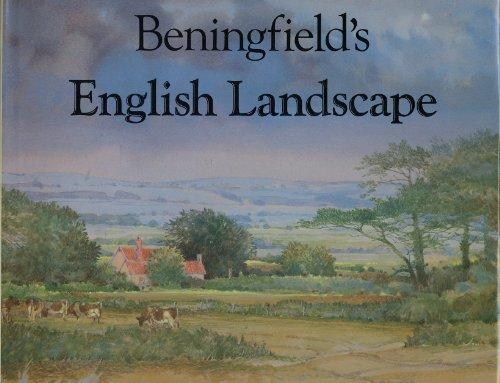 9780670802029: BENINGFIELD'S ENGLISH LANDSCAPE