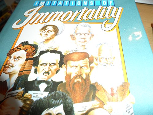 9780670802036: Imitations of Immortality a Book of Literary Parodies
