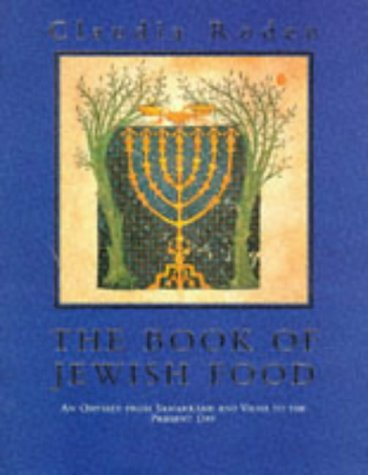 9780670802388: The Book of Jewish Food: An Odyssey from Samarkand and Vilna to the Present Day
