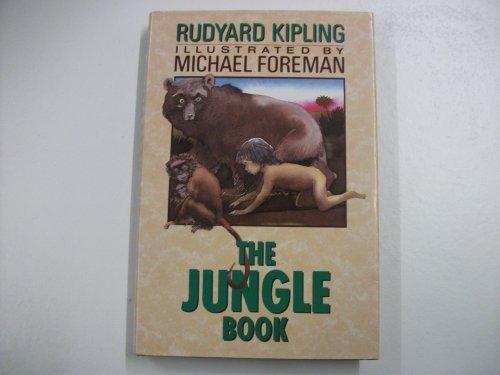 The Jungle Book: Michael Foreman, Rudyard Kipling