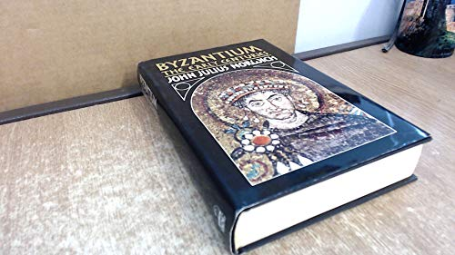 9780670802517: BYZANTIUM: THE EARLY CENTURIES: THE EARLY CENTURIES V. 1