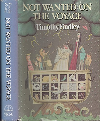 timothy findley s novel not wanted voyage Not wanted on the voyage timothy findley not wanted on the voyage timothy findley  book elements of literature course 2 texas legal directory 1990 u s real estate.