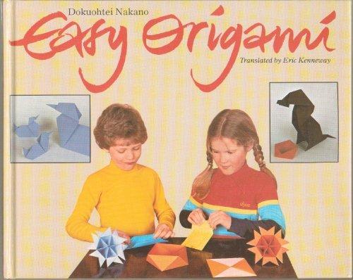 9780670803828: Easy Origami