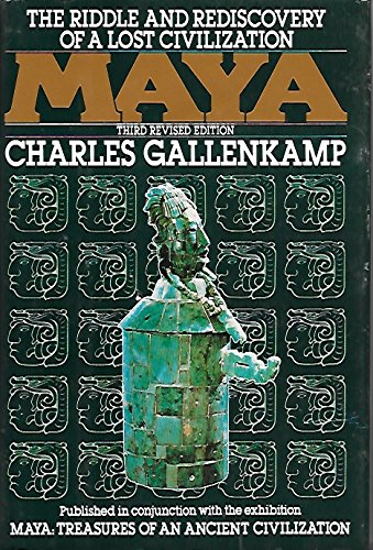 9780670803873: Maya: The Riddle and Rediscovery of a Lost Civilization