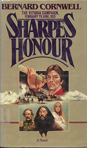 SHARPE'S HONOUR: Cornwelll, Bernard