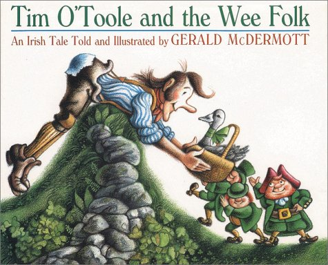 9780670803934: Tim O'Toole and the Wee Folk (Viking Kestrel picture books)