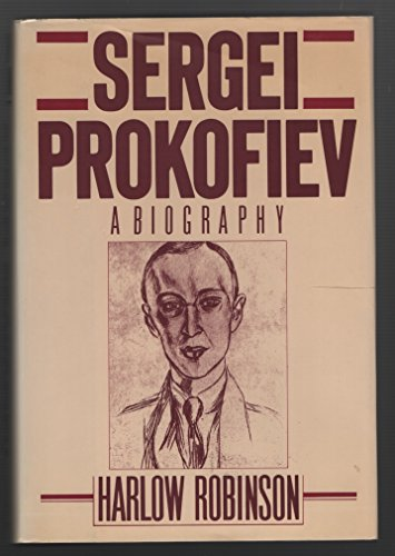 9780670804191: Sergei Prokofiev: A Biography