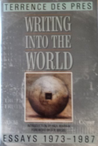 9780670804641: Writing into the World