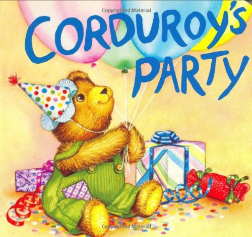 9780670805204: Corduroy's Party