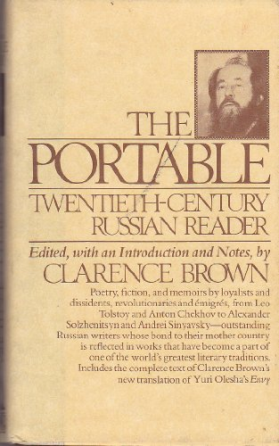 9780670805310: The Portable Twentieth Century Russian Reader (The Viking Portable Library)