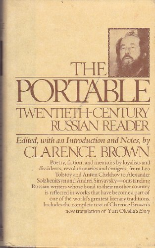 9780670805310: The Portable 20th-Century Russian Reader (The Viking Portable Library)