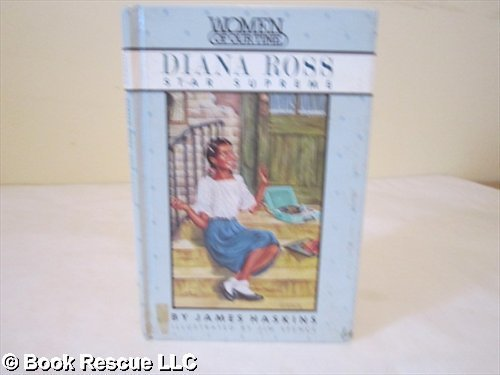 9780670805495: Diana Ross (Women of our time)