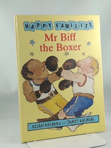 9780670805747: Mr. Biff the Boxer (Happy Families)