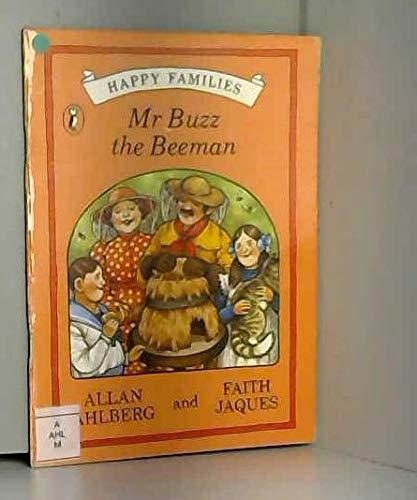 9780670805822: Mr. Buzz the Beeman (Happy Families)