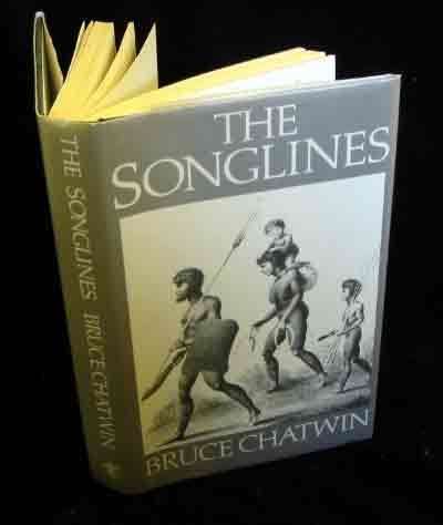 Songlines: Bruce Chatwin