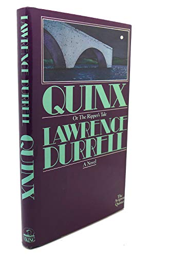 9780670806584: Durrell Lawrence : Quinx: or, the Ripper'S Tale ([The Avignon quintet])
