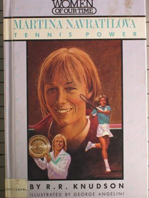 9780670806652: Martina Navratilova (Women of Our Time)