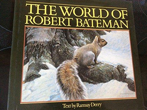 9780670806799: World of Robert Bateman