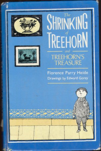 9780670807635: The Shrinking of Treehorn