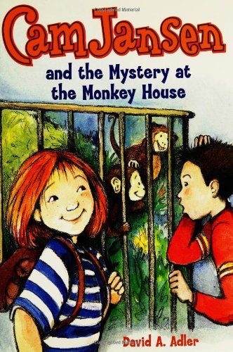 9780670807826: Cam Jansen: The Mystery of the Monkey House #10