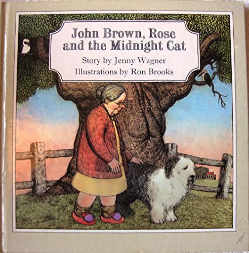 9780670807901: John Brown, Rose and the Midnight Cat (Viking Kestrel picture books)