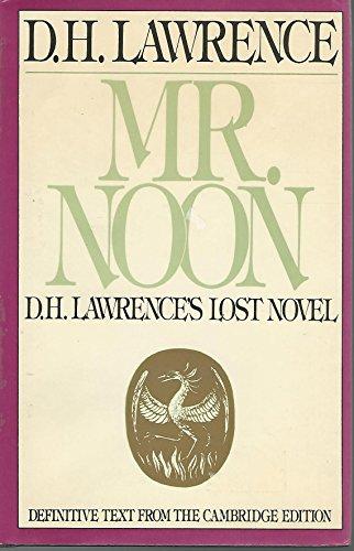 9780670808182: Mr. Noon