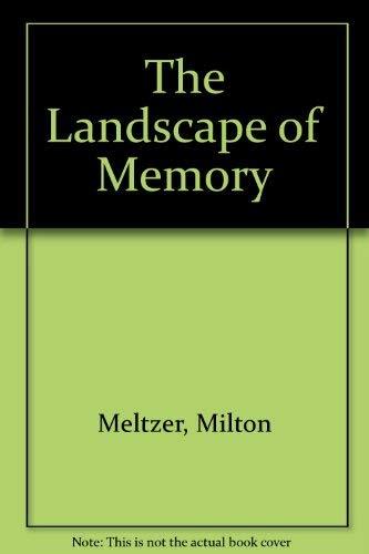 9780670808212: Landscape of Memory