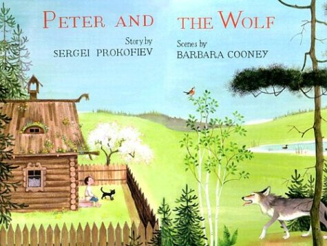 9780670808496: Peter and the Wolf: A Mechanical Book
