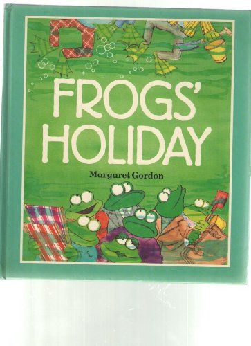 9780670808540: Frogs' Holiday (Viking Kestrel picture books)